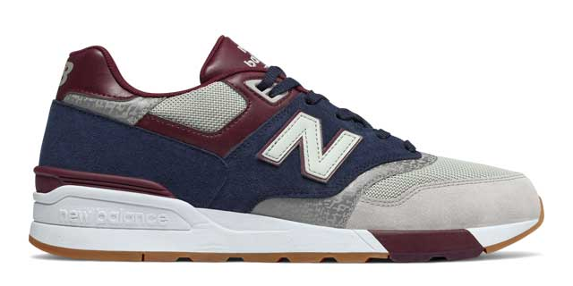 New Balance 597: nuove declinazioni di stile