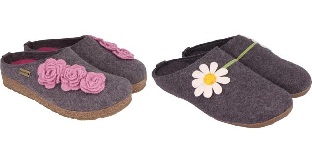 Pantofole Haflinger: nuovi modelli per coccolare i tuoi piedi
