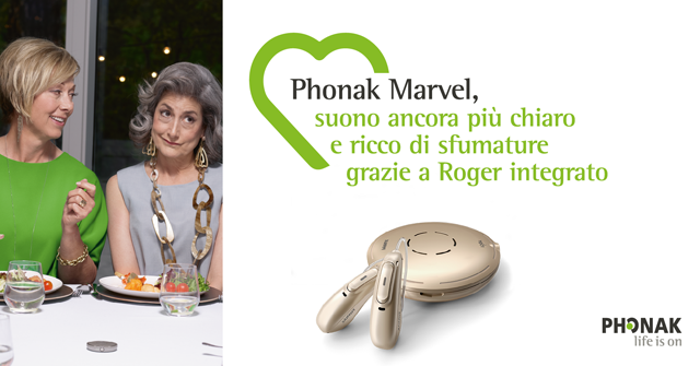 Nuovo Audéo Marvel di Phonak: intervista all'audioprotesista Otoplus Irene Mulazzani