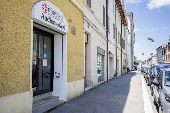 Otoplus5 centro audioprotesico Faenza