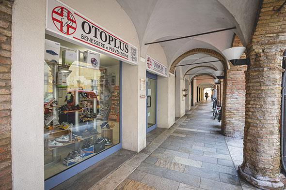 Forlimpopoli apparecchi acustici Otoplus 5